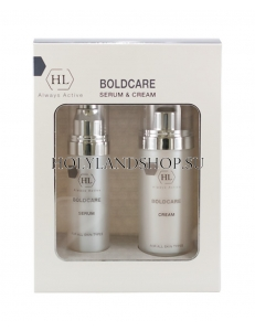 Holy Land Boldcare Serum & Cream Kit