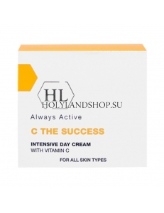 Holy Land C the Success Intensive Eye Cream with Vitamin C 15ml