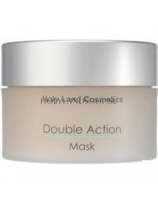 Holy Land Double Action Mask For Smoother Skin 250ml